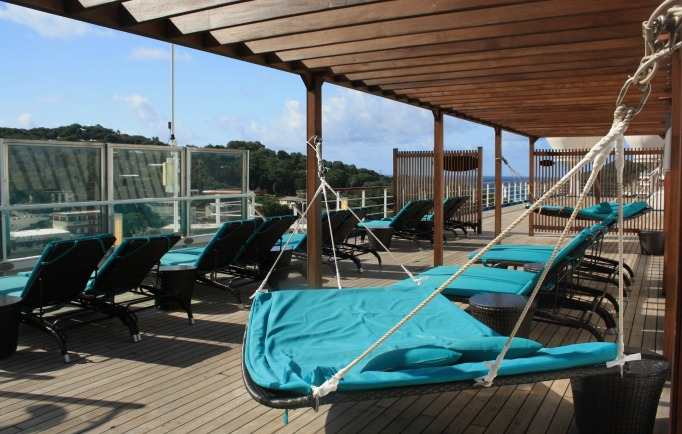 Exploring Carnival Cruise: Serenity, The Adult Oasis on ...