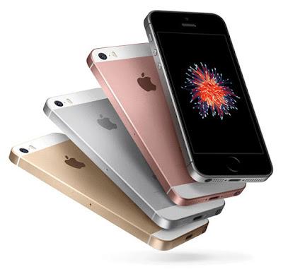 Spesifikasi Apple Iphone SE  Awalnya sempet beredar kabar panas juga kalo ini iphone bakal di namain iPhone 5SE. Tapi seperti biasa, apple selalu penuh kejutan, dia selalu bikin nama yang beda dari rumor yang beredar. Kasus ini mirip kaya iPad 3 dan iPad 4 gan. Apple menamainya The New iPad (iPad 3) dan iPad With Retina Display (iPad 4).          Jauh sebelum ini memang apple di isukan akan merilis ponsel baru dengan nama iphone 6c, namun nampaknya smartphone baru tersebut berganti nama menjadi iphone 5SE. iPhone SE sendiri akan hadir dengan layar sentuh berteknologi IPS dan luas 4 inci resolusi 1.136 x 640 piksel Retina dan memiliki kerapatan pixel hingga 326 piksel per inci. tidak hanya itu saja, pada layar smartphone terbaru ini juga sudah diberikan pelindung tambahan berupa Ion-strenghthened glass serta didukung oleh oleophobic coating, sehingga layar lebih tahan benturan dan goresan.      Jika Sobat gadget telah memakai iphone 6/6plus, 6S/6Splus selama setahun terakhir atau lebih, jika harus kembali ke layar 4 inci terasa benar-benar aneh. Desainnya kembali ke layar 4 inchi, sangat disayangkan memang.   Kelebihan   Smartphone termurah Apple, namun kemampuan setara dengan Iphone 6s. Hampir semua fitur dan kemampuan Iphone 6s terdapat di Iphone SE.