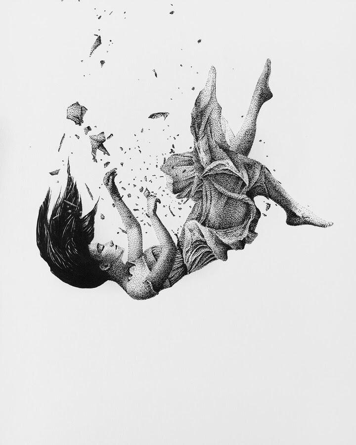 01-That-feeling-of-falling-Rostislaw-Tsarenko-www-designstack-co