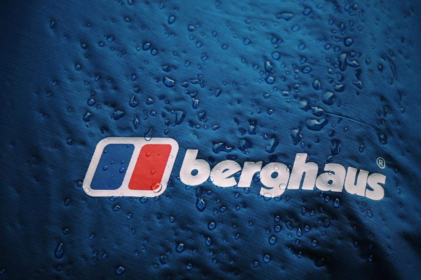 Runssel checked berghaus hyper 100 extrem waterproof jacket - Div onclick href ...