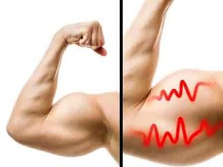 ارتعاش العضلات