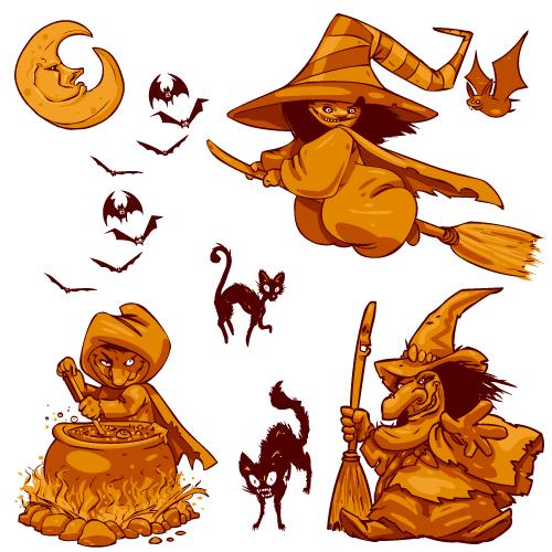 Brujas muy feas - imagen
