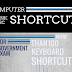 100+ Keyboard Shortcuts PDF Download