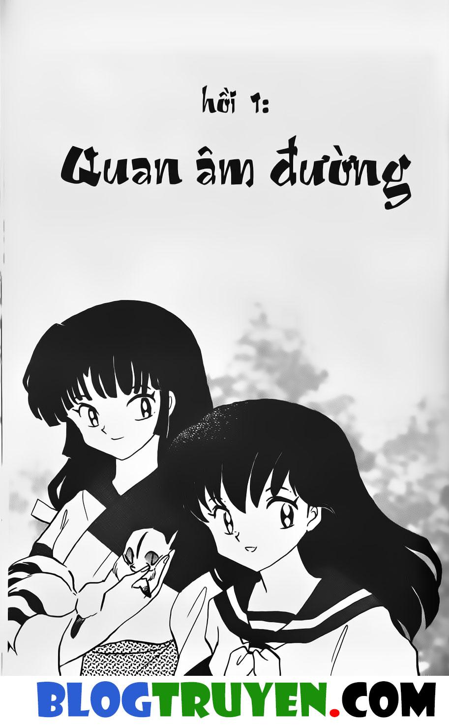 Inuyasha vol 30.1 trang 3