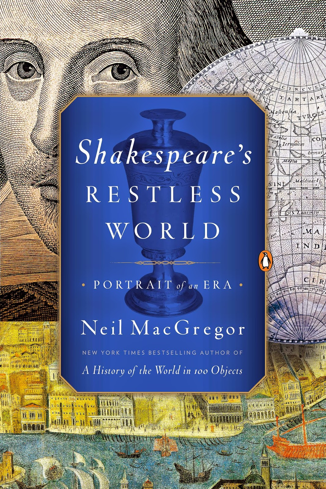shakespeare solved neil macgregor s shakespeare s restless world it is one of the very best books i have ever regarding shakespeare s life and plays it does a wonderful job of transporting us backwards in time to