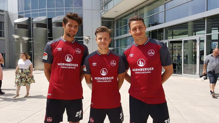 buy popular 57103 d61c3 Umbro 1. FC Nürnberg 17-18 Home and Away Kit Released ...