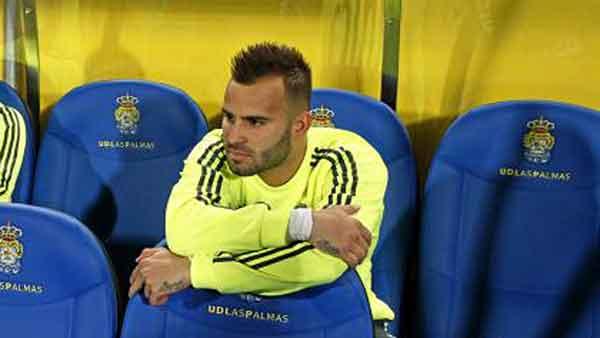 Jesé ya es jugador de la UD Las Palmas