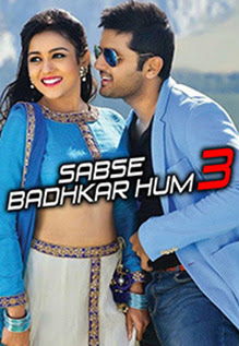 Sabse Badhkar Hum 3 2018 ORG Hindi Dubbed 450MB HDRip 720p HEVC x265