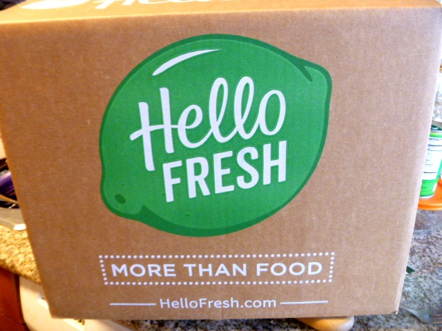 Hello Fresh Food Delivery Review and Recipe - Slice of Southern