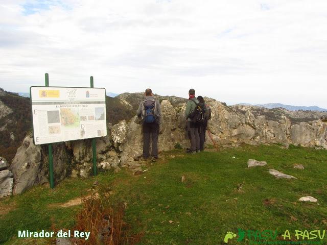 Mirador del Rey en Picos de Europa