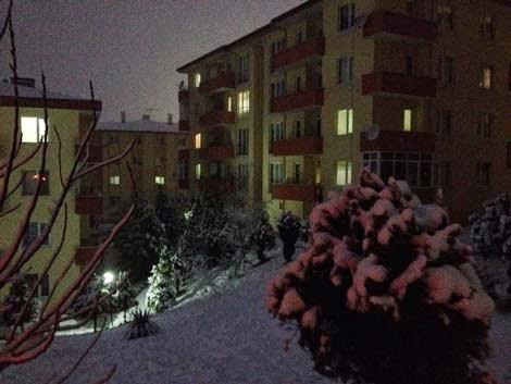 Korucuk kış fotoğrafı