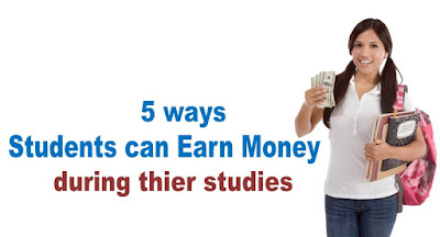 How to earn meany while studying in Pakistan