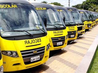 Transporte escolar Alagoas