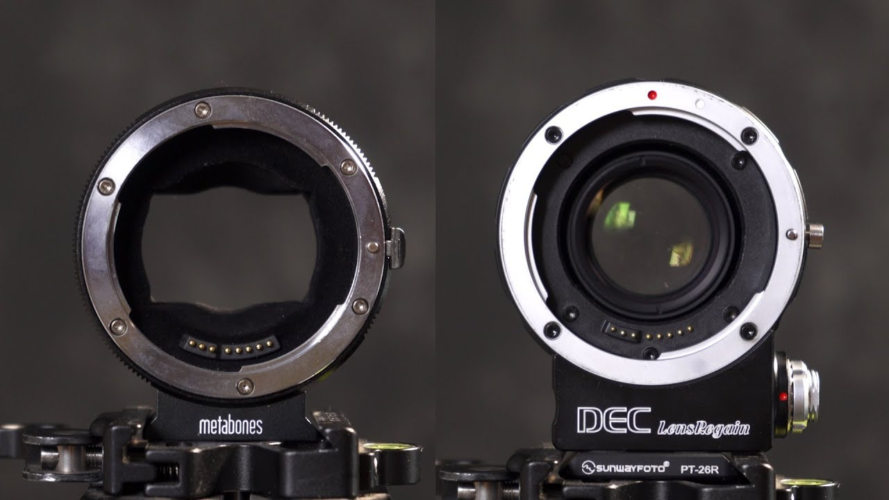What is a Focal Reducer (Speedbooster, LensRegain)