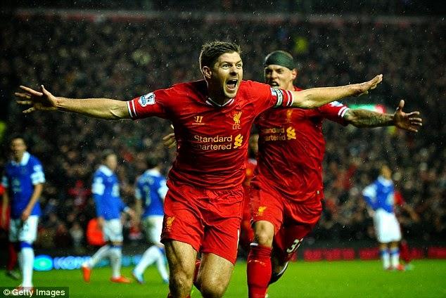 Liverpool vs Everton Live Stream 27/9/2014