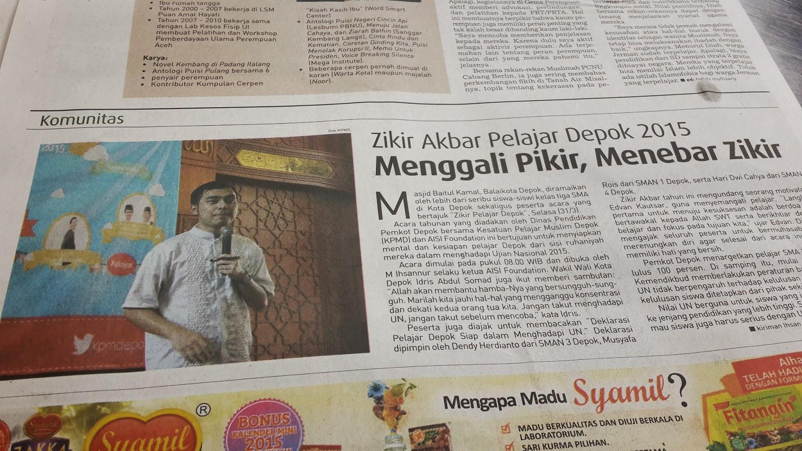 motivator indonesia, motivator muda, motivator nasional, motivator muhasabah, motivator muda, motivator terbaik, edvan m kautsar
