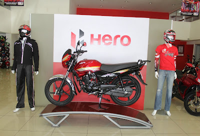 Invitan al test drive de Hero