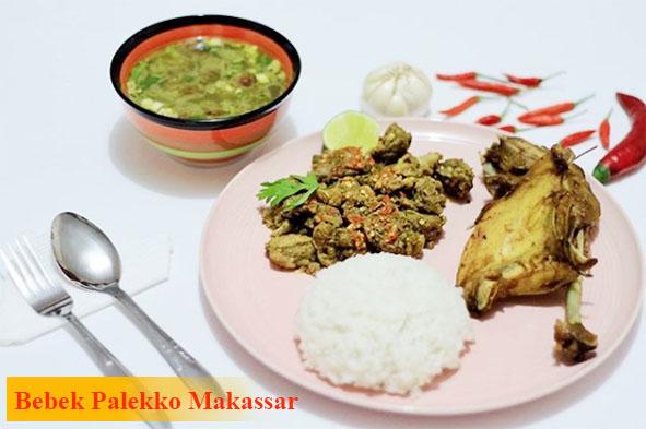 Bebek Palekko Khas Makassar