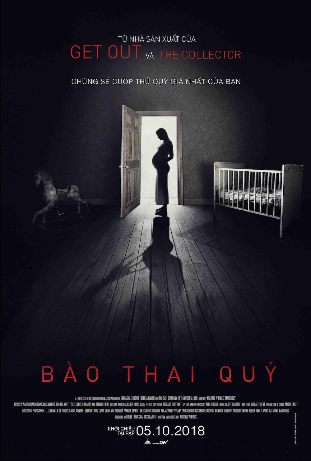 Xem Phim Bào Thai Quỷ - Malicious