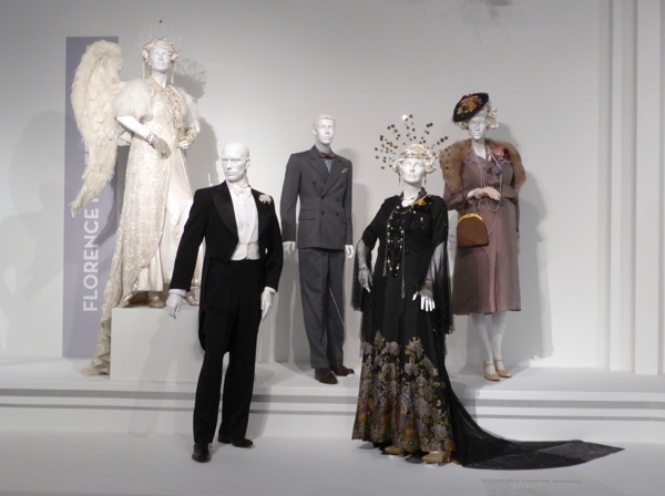 Florence Foster Jenkins movie costume exhibit FIDM Museum LA