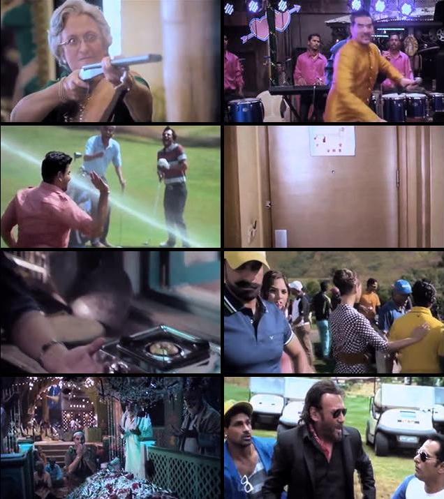Freaky Ali 2016 Hindi DVDScr x264