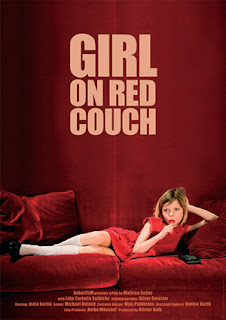 Girl on Red Couch (2008)