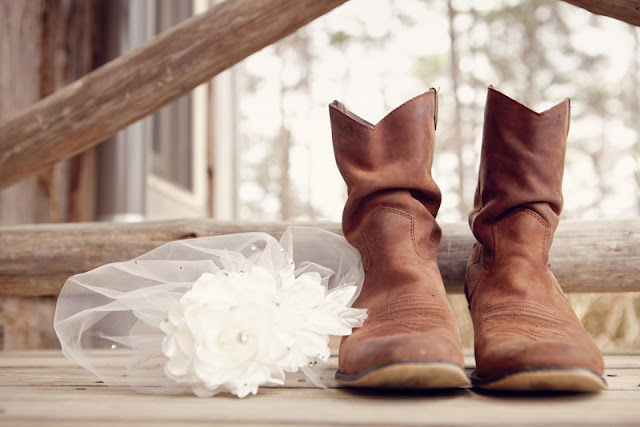 rustic and DIY Georgia wedding