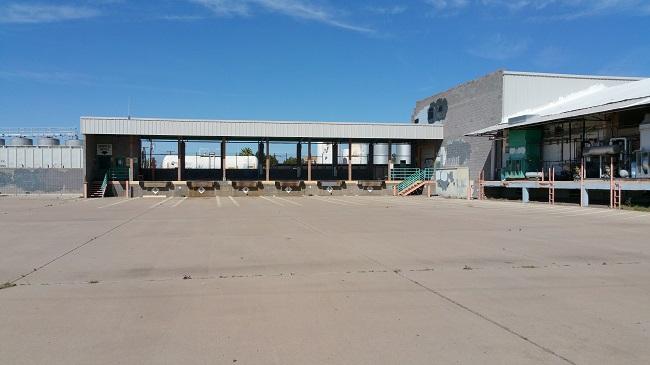 Urban Exploration of abandoned Sunkist Packaging Plant in Mesa, Arizona