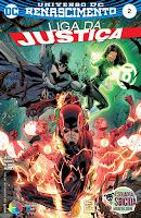 DC Renascimento: Liga da Justiça #2