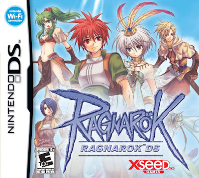 Ragnarok DS download iso rom