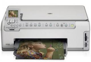 HP Photosmart C5100 Download drivers & Software