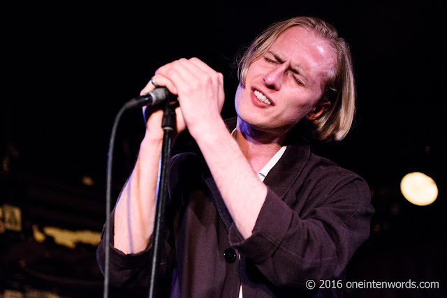 Eagulls at The Legendary Horseshoe Tavern for NXNE 2016 June 13, 2016 Photos by John at One In Ten Words oneintenwords.com toronto indie alternative live music blog concert photography pictures