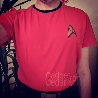 Nerdshirt: Star Trek - Engineer