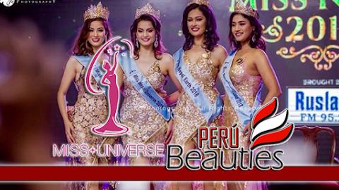 Miss Universe Nepal 2018