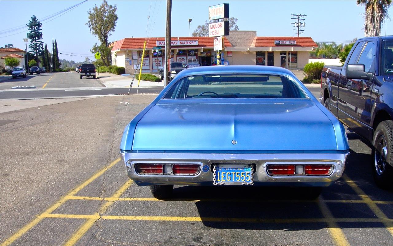 Dodge San Diego >> THE STREET PEEP: 1971 Dodge Coronet Sedan