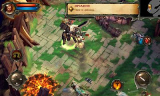 Dungeon Hunter 4 APK MOD Terbaru