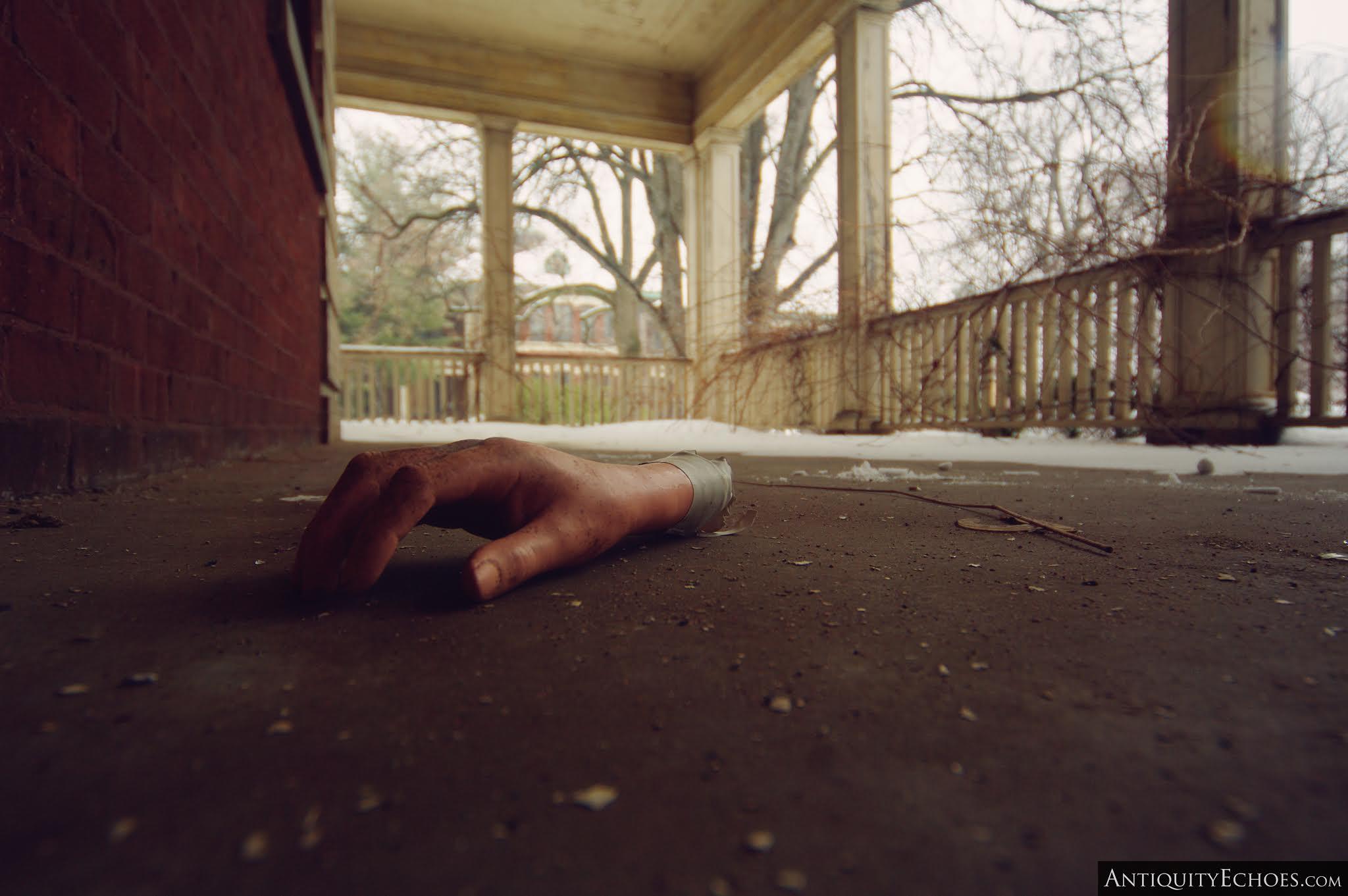 Overbrook Asylum - Phantom Limb