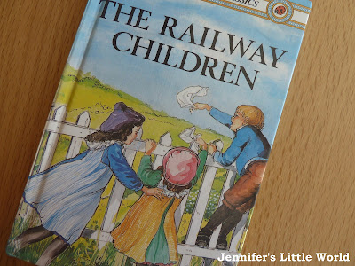 Ladybird Classics The Railway Children book