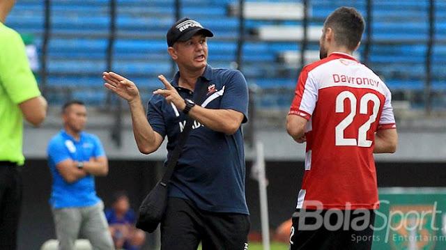 Pelatih Madura United Sanjung Pemain Seleksi Asal Korea Selatan
