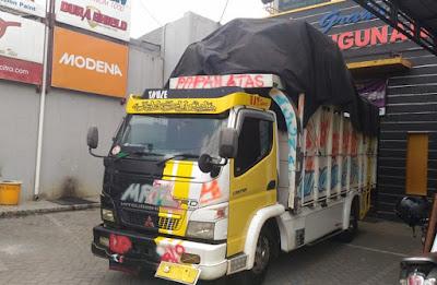 Jasa Angkutan Truk Surabaya Jakarta