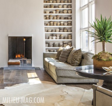 {Home Decor Inspiration} Michael Del Piero - in Milieu Magazine