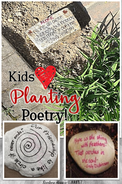 POETRY \ POEM IN YOUR POCKET DAY \ Use this FREE resource any time you want a fun way to celebrate poetry!