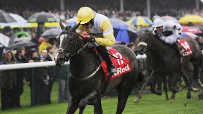 Karl Burke horse racing