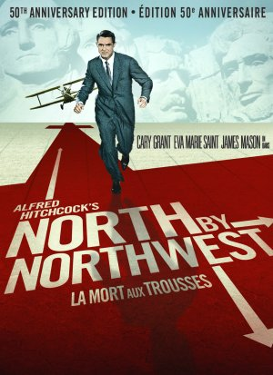 French DVD cover North by Northwest 1959 movieloversreviews.filminspector.com