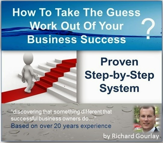 How to take the guess work out of your business success