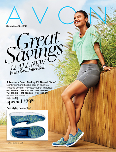 Avon Great Saving Small Catalog 6/10/16