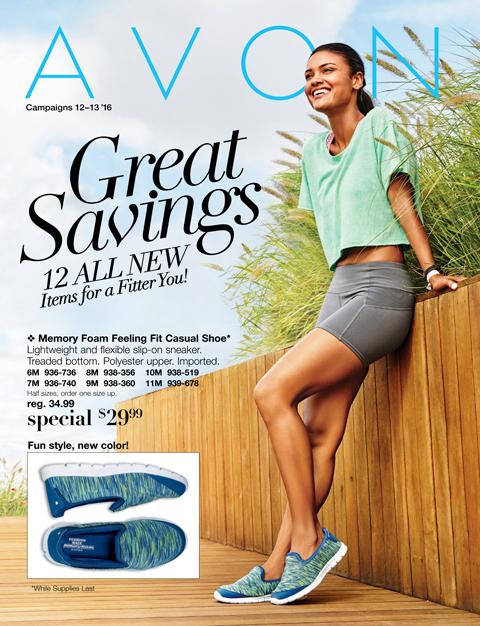Avon Great Saving Small Catalog 6/10/16