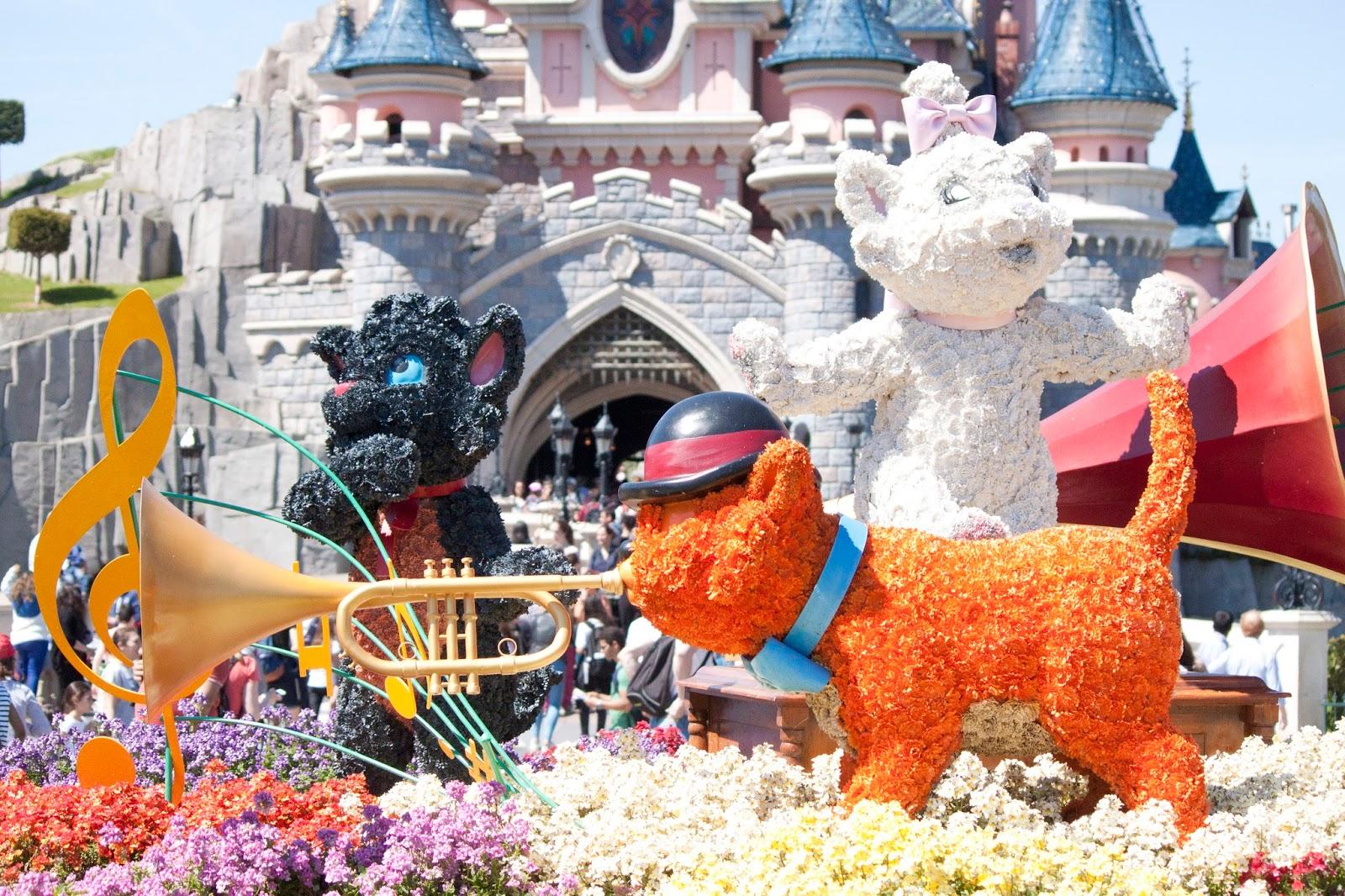 printemps Disney