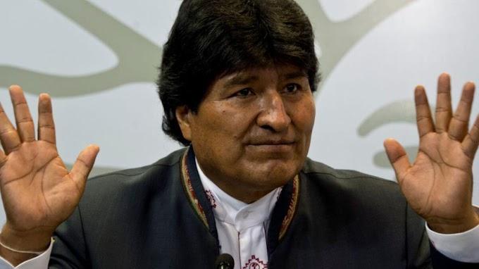 Evo Morales: asedio y desesperación de un hombre que pareciera no encontrar una salida #Bolivia