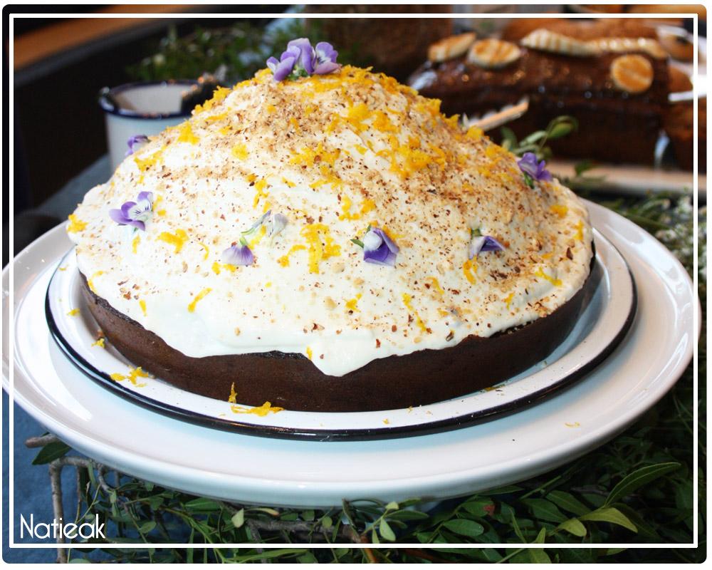 gâteau au chocolat Marlette